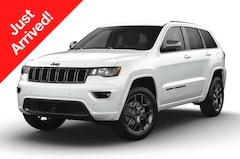 New 2021 Jeep Grand Cherokee 80TH ANNIVERSARY 4X4 Sport Utility Medford, OR