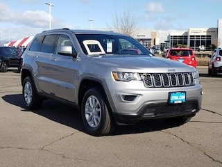 New 2021 Jeep Grand Cherokee LAREDO E 4X4 Sport Utility Medford, OR
