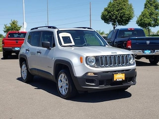 Certified 2018 Jeep Renegade Sport 4x4 SUV Medford, OR