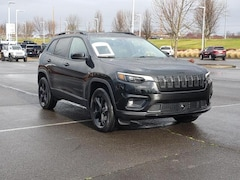 New 2021 Jeep Cherokee ALTITUDE 4X4 Sport Utility Medford, OR
