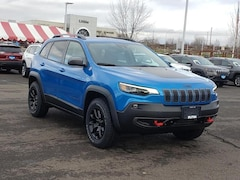 2021 Jeep Cherokee TRAILHAWK 4X4 Sport Utility Medford, OR