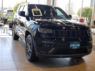 New 2021 Jeep Grand Cherokee HIGH ALTITUDE 4X4 Sport Utility Medford, OR