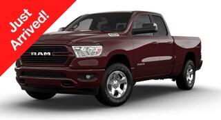 2021 Ram 1500 BIG HORN QUAD CAB 4X4 6'4 BOX Quad Cab