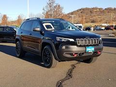 2021 Jeep Cherokee TRAILHAWK 4X4 Sport Utility Medford, OR