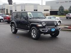 New 2021 Jeep Wrangler UNLIMITED SAHARA 4X4 Sport Utility Medford, OR