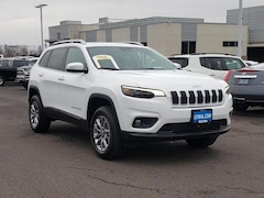 2021 Jeep Cherokee LATITUDE LUX 4X4 Sport Utility Medford, OR