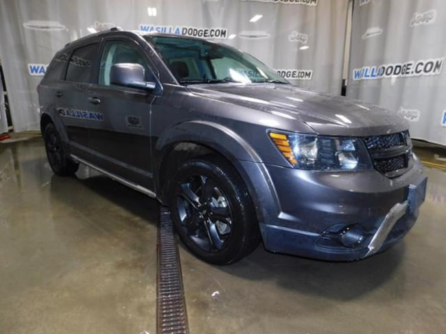 Certified Pre-Owned 2018 Dodge Journey Crossroad SUV Wasilla, AK