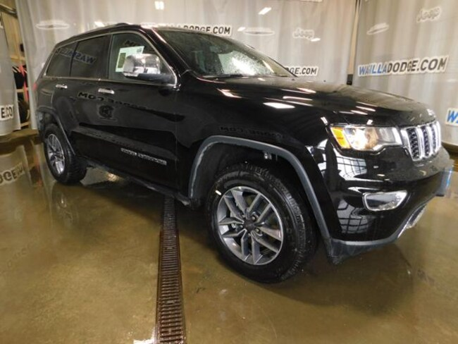 New 2019 Jeep Grand Cherokee LIMITED 4X4 Sport Utility Wasilla, AK