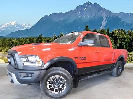 Used 2017 Ram 1500 Rebel Truck Crew Cab Wasilla, AK
