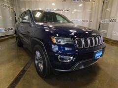 2018 Jeep Grand Cherokee LIMITED 4X4 Sport Utility Wasilla, AK