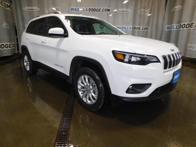 New 2019 Jeep Cherokee LATITUDE 4X4 Sport Utility Wasilla, AK