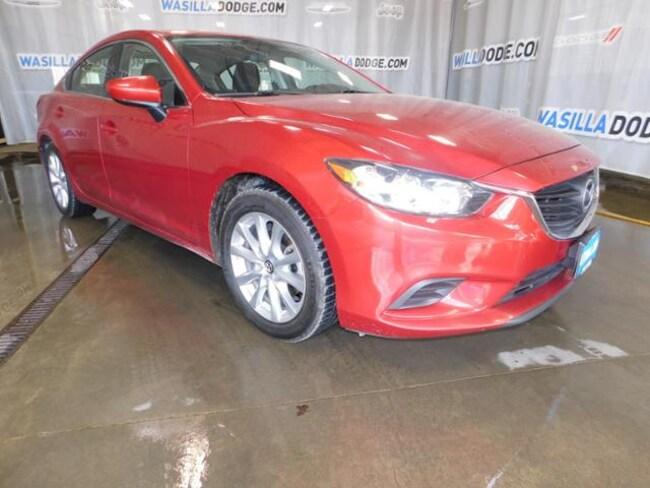 Used 2015 Mazda Mazda6 i Sport Sedan Wasilla, AK