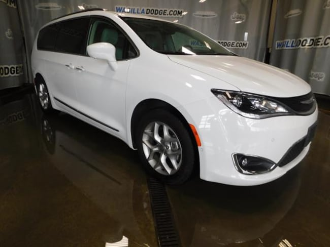 Certified Pre-Owned 2018 Chrysler Pacifica Touring L Van Wasilla, AK