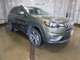 Certified Pre-Owned 2019 Jeep Cherokee Limited 4x4 SUV Wasilla, AK