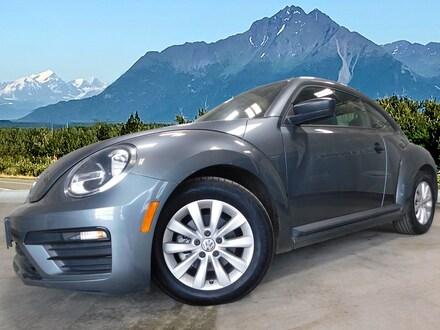 Used 2018 Volkswagen Beetle 2.0T S Hatchback Wasilla, AK