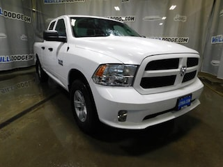 New 2018 Ram 1500 EXPRESS QUAD CAB 4X4 6'4 BOX Quad Cab Wasilla, AK