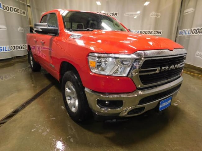 New 2019 Ram 1500 BIG HORN / LONE STAR QUAD CAB 4X4 6'4 BOX Quad Cab Wasilla, AK