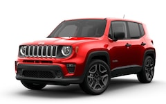 New 2021 Jeep Renegade JEEPSTER 4X4 Sport Utility For sale in Wasilla, AK