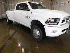 New 2018 Ram 3500 LARAMIE CREW CAB 4X4 8' BOX Crew Cab For sale in Las Cruces NM