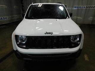 New 2021 Jeep Renegade UPLAND 4X4 Sport Utility Wasilla, AK