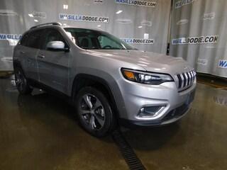 Used 2019 Jeep Cherokee Limited 4x4 SUV Wasilla, AK