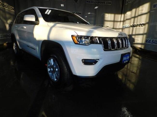 New 2019 Jeep Grand Cherokee LAREDO E 4X4 Sport Utility Wasilla, AK