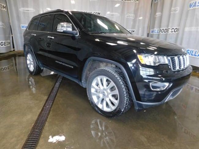Used 2017 Jeep Grand Cherokee Limited 4x4 SUV Wasilla, AK