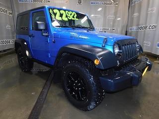 Certified Pre-Owned 2014 Jeep Wrangler Sport 4x4 SUV Wasilla, AK