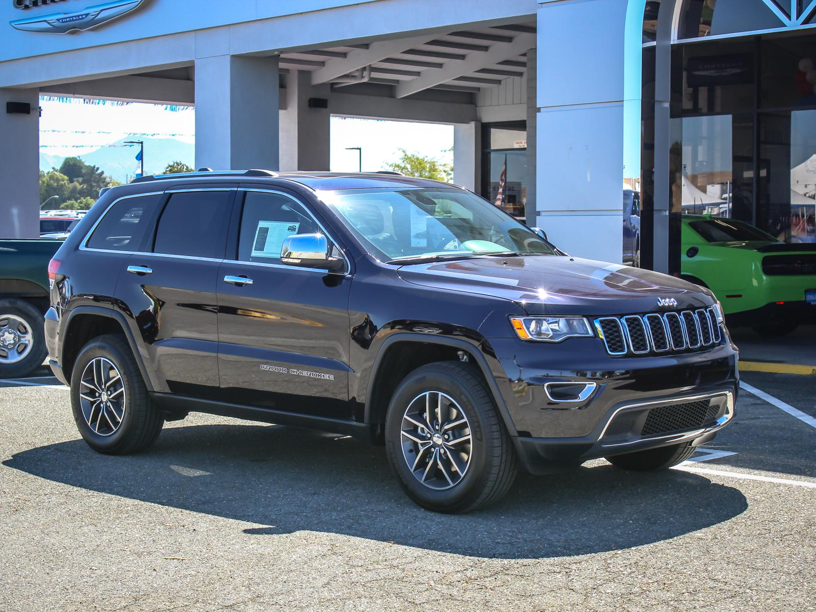 New 2018 Jeep Grand Cherokee Limited 4x4 Sport Utility Sangria For Towing Wire Harness Hook Up Sale In Concord Stockjc436084
