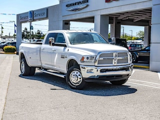 2015 Ram 3500 4WD Crew Cab 169 Longhorn Limited Crew Cab Pickup