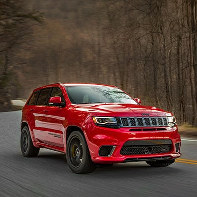 Jeep Cherokee Interior and Exterior Vehicle Features