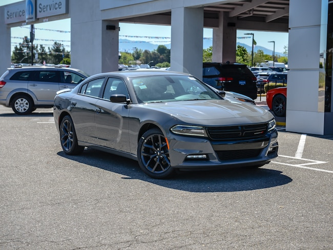 New 2019 Dodge Charger SXT RWD Sedan in Concord, CA