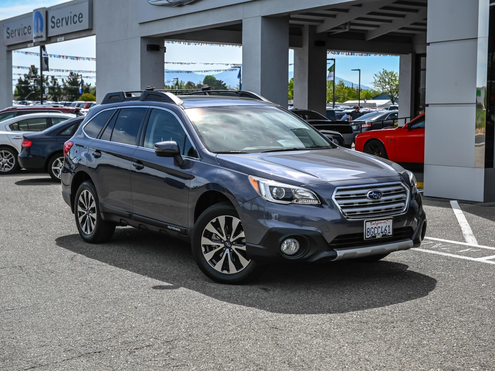 Used 2017 Subaru Outback 2.5i Limited Sport Utility Concord, CA