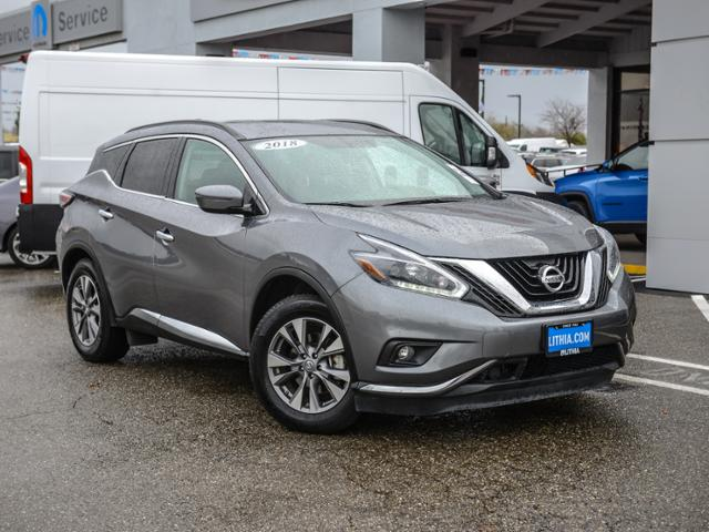 Used 2018 Nissan Murano AWD SV Sport Utility Concord, CA