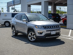 Used Jeep SUVs 2019 Jeep Compass Limited 4x4 Sport Utility for sale in Concord, CA