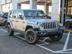 New 2019 Jeep Wrangler UNLIMITED MOAB 4X4 Sport Utility in Concord, CA
