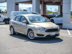 2015 Ford Focus 4dr Sdn SE Car
