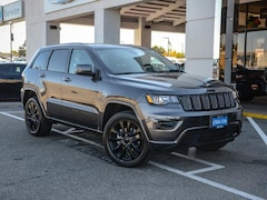 New 2019 Jeep Grand Cherokee ALTITUDE 4X4 Sport Utility in Concord, CA