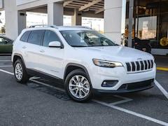 New Jeep 2019 Jeep Cherokee LATITUDE FWD Sport Utility in Concord, CA