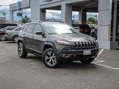 Used Jeep SUVs 2015 Jeep Cherokee 4WD 4dr Trailhawk Sport Utility for sale in Concord, CA
