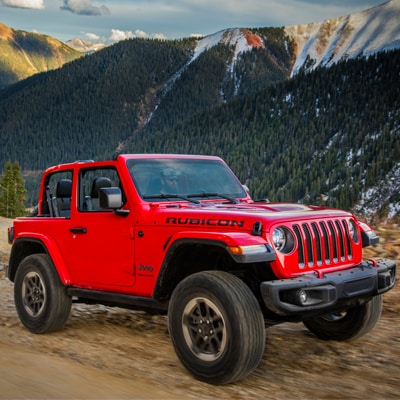 Jeep Wrangler Versatility Features
