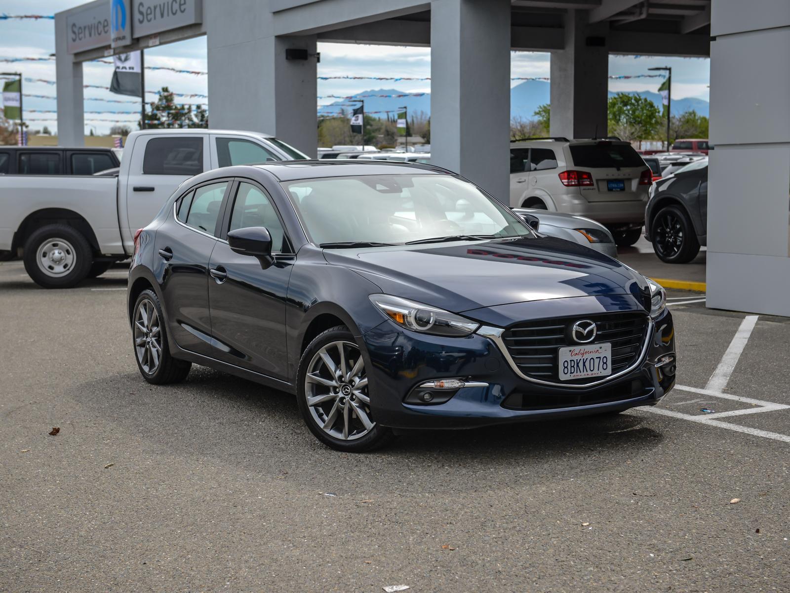 Used 2018 Mazda Mazda3 5-Door Grand Touring Auto Car Concord, CA