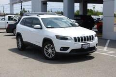 Used Jeep SUVs 2019 Jeep Cherokee Latitude FWD Sport Utility for sale in Concord, CA