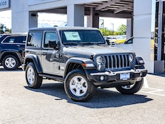 New 2019 Jeep Wrangler SPORT S 4X4 Sport Utility in Concord, CA