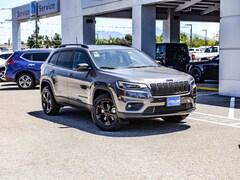 New 2019 Jeep Cherokee ALTITUDE 4X4 Sport Utility in Concord, CA