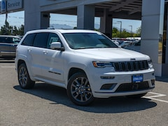 New 2019 Jeep Grand Cherokee HIGH ALTITUDE 4X4 Sport Utility in Concord, CA