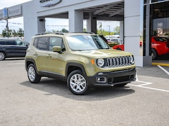 Used 2015 Jeep Renegade 4WD 4dr Latitude Sport Utility in Concord, CA