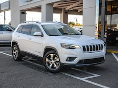 New 2019 Jeep Cherokee LIMITED FWD Sport Utility in Concord, CA