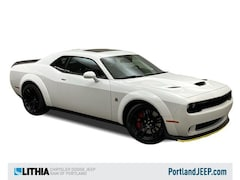 New Dodge Vehicles 2021 Dodge Challenger R/T SCAT PACK WIDEBODY Coupe for sale in Portland, OR