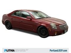 2006 Cadillac CTS 4dr Sdn 3.6L Car